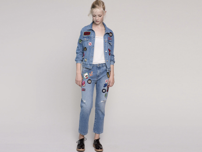 pull&bear jeans